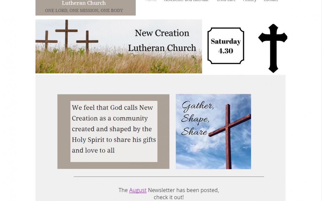 New Creation Evangelical Lutheran Church